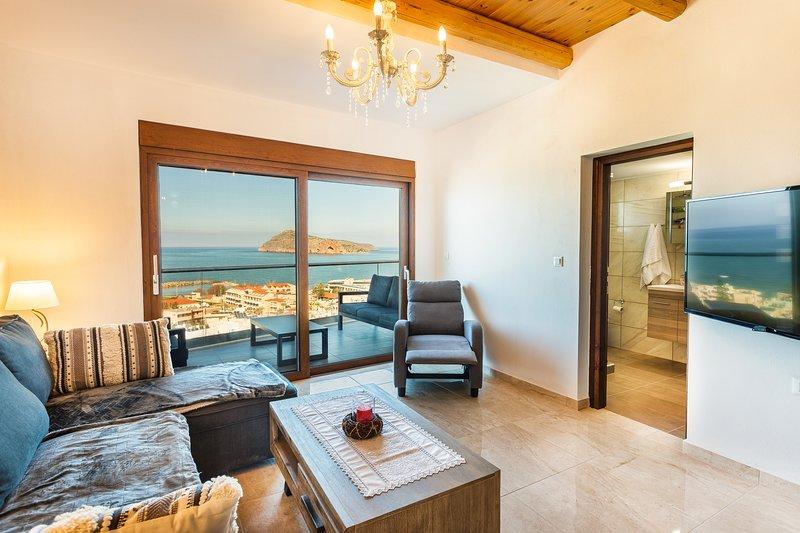 Platania's Horizon, vacation rental in Platanias