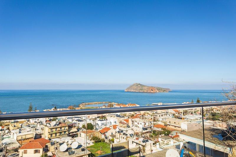 Platania's Paradise, vacation rental in Platanias