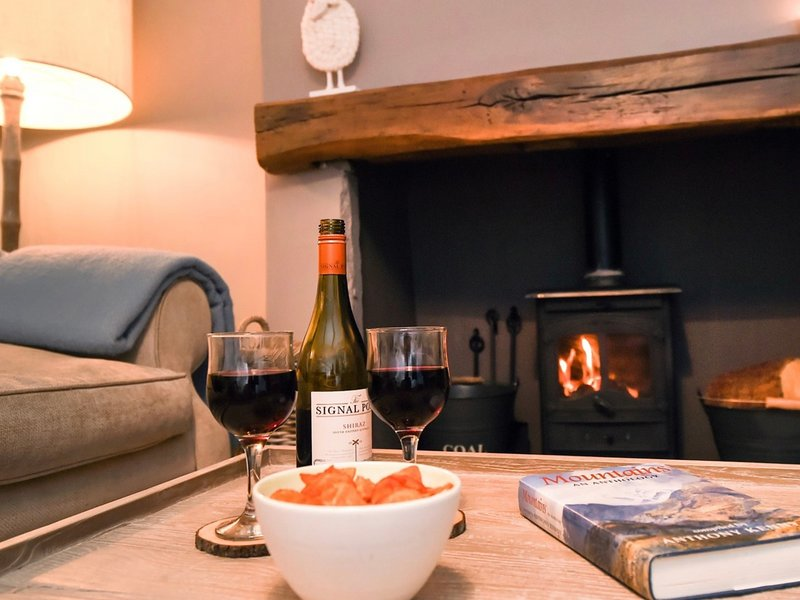 Boutique holiday cottage in the foothills of Kinder Scout, location de vacances à Birch Vale
