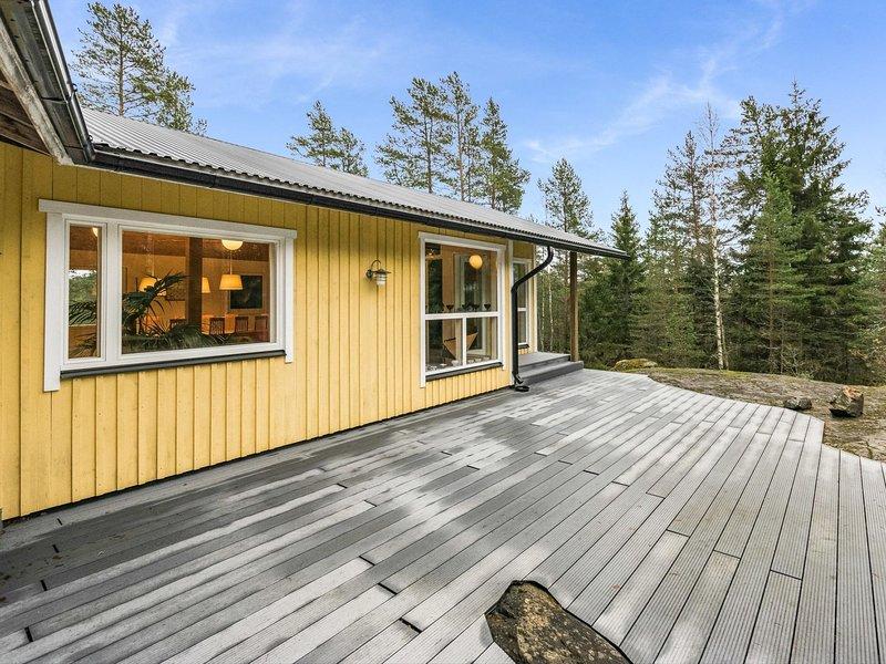 Skogsvilla, holiday rental in Lohja