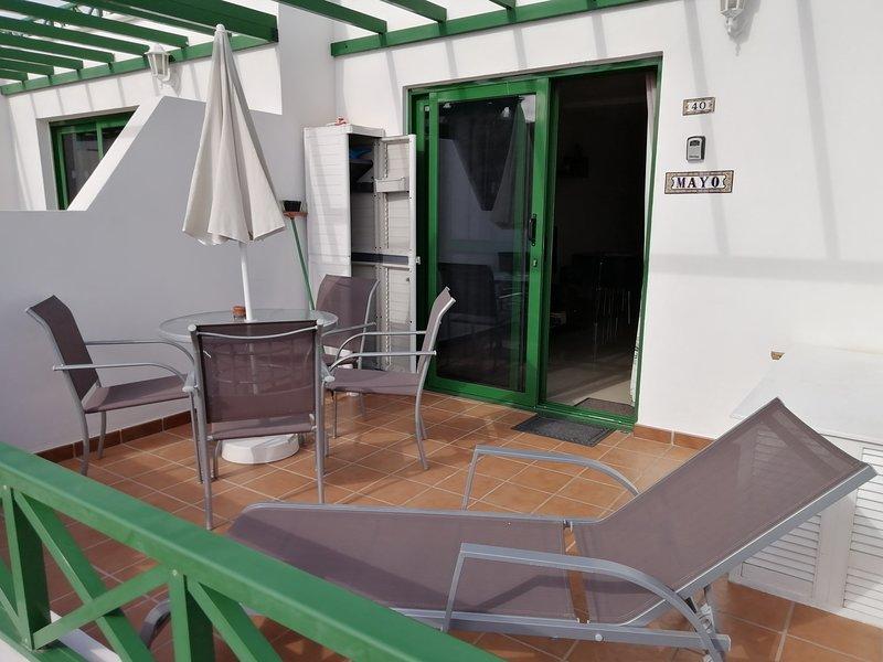 Playa park  2 bedroomed apartment, vakantiewoning in Puerto del Carmen