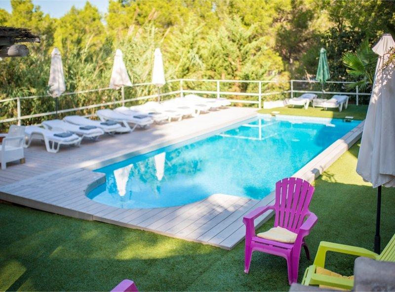 VILLA MONTECRISTO., holiday rental in Puig d'en Valls