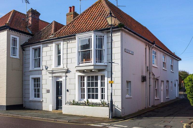 The Old Gordon House, casa vacanza a Aldeburgh