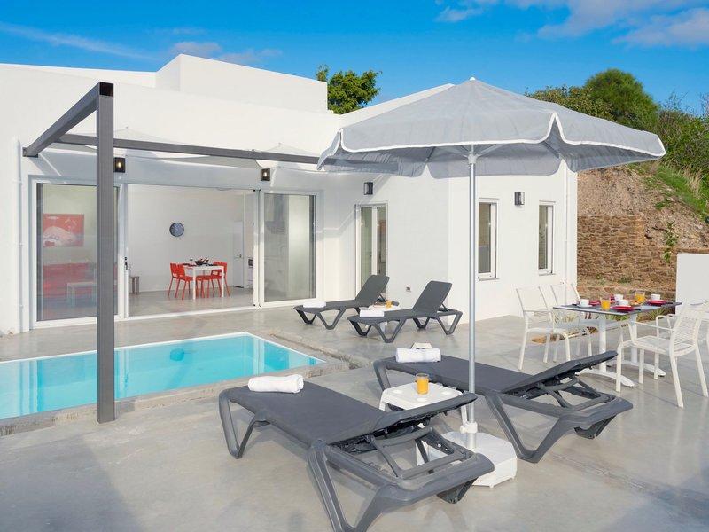Paradiso III, holiday rental in Mononaftis