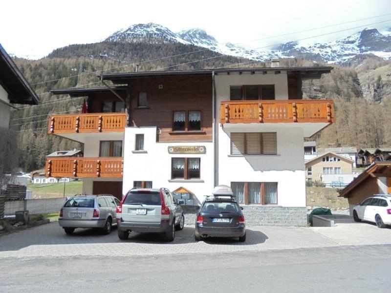 Silberdistel, holiday rental in Saas-Grund