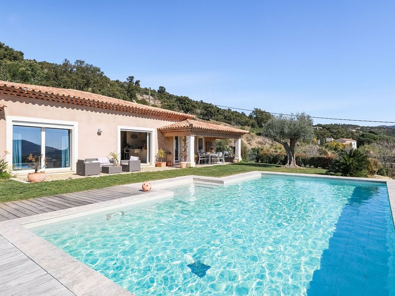 Villa L'Olivandine, holiday rental in Plan de la Tour