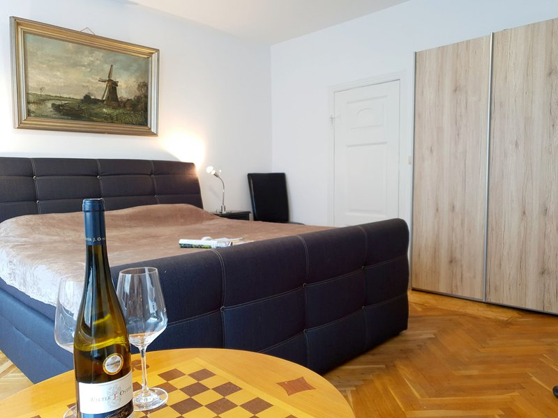 Goethe 8, vacation rental in Alt Jargenow