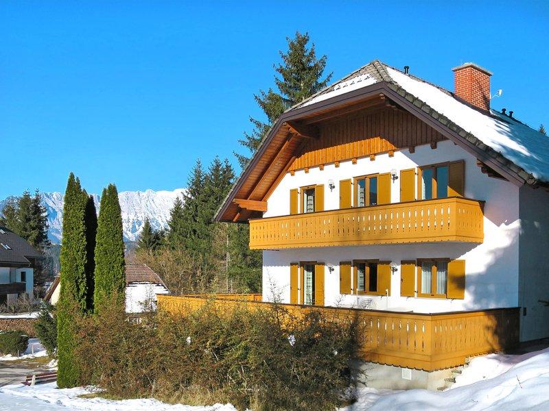 KOMFORT Appartement Haus Sölktal (STS202), aluguéis de temporada em Fleiss