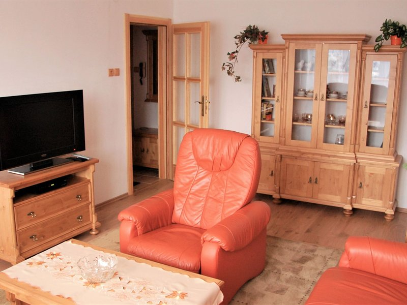 Horní Adršpach, holiday rental in Broumov