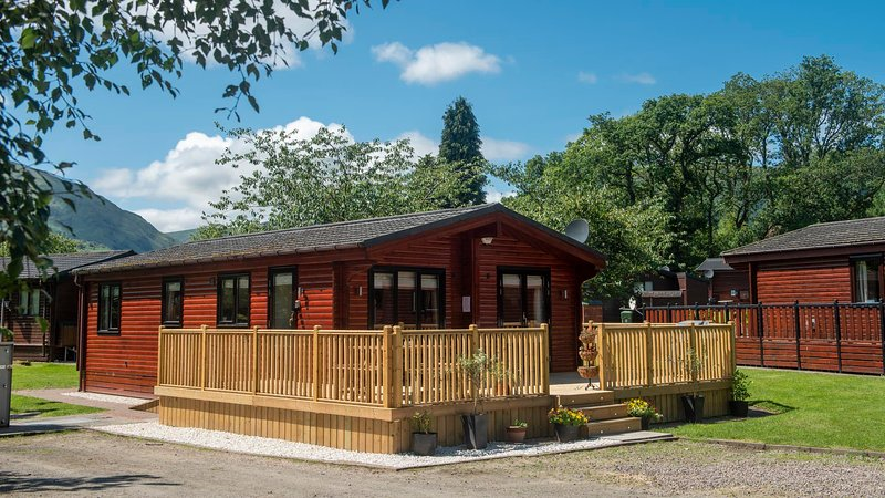 Lomond Lodge 20, holiday rental in Tarbet