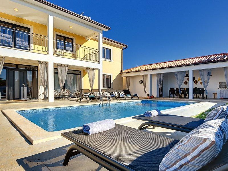 Villa Danica, vacation rental in Baderna