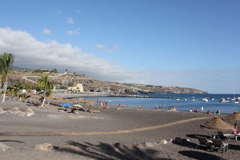 Apartamento Playa San Juan. Tranquilidad y WIFI, alquiler vacacional en Playa San Juan