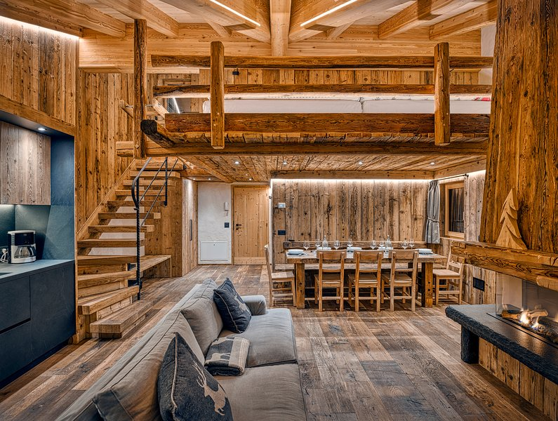 Le Chalet Luxury Apartment, holiday rental in Livigno