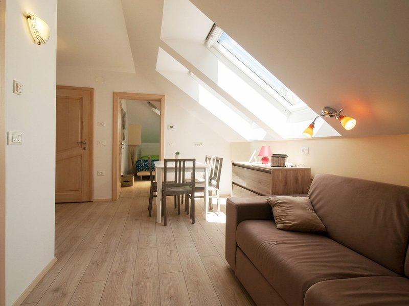Apartment Sova, location de vacances à Bohinjska Cesnjica