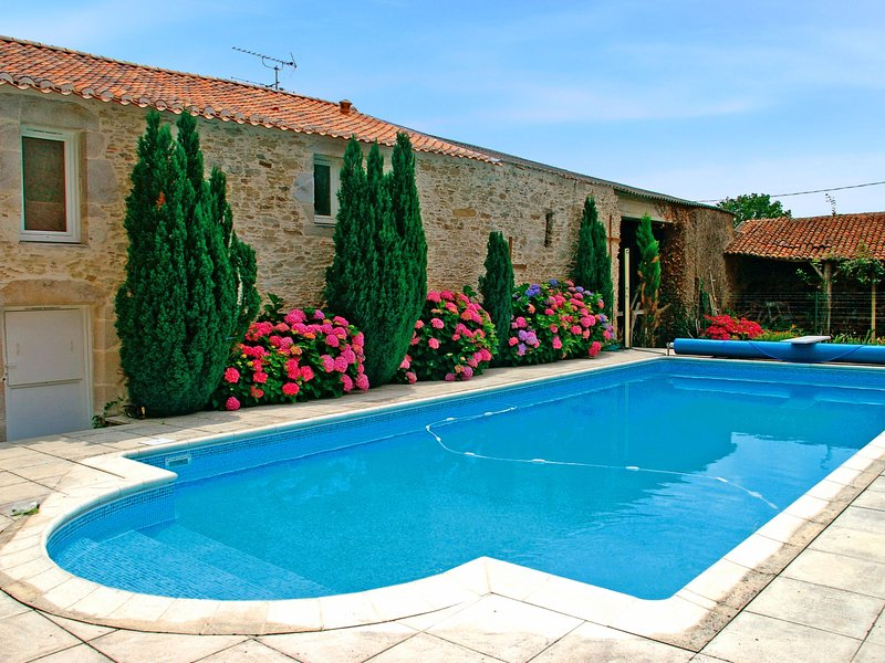 Le Clos des Vignes, holiday rental in La Limouziniere