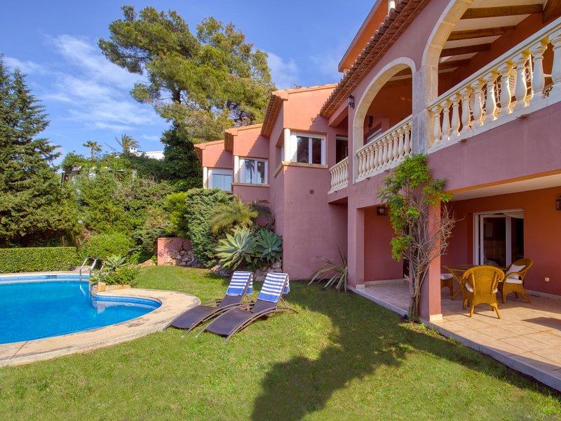 Mirlos, holiday rental in El Tosalet