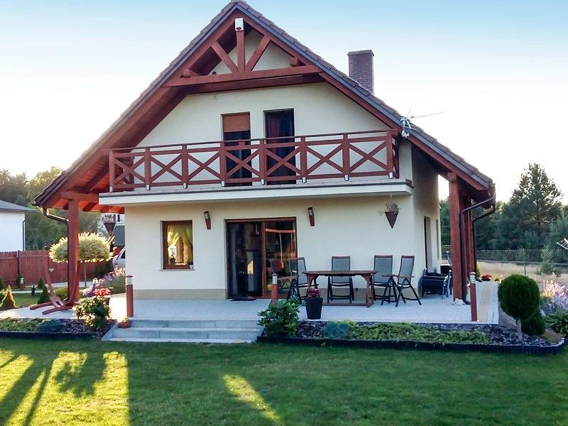 Zielone Wzgórze, location de vacances à Parchowo