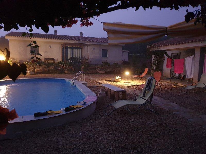 Ferienhaus Angelika, Casa Grande, holiday rental in Bassacutena