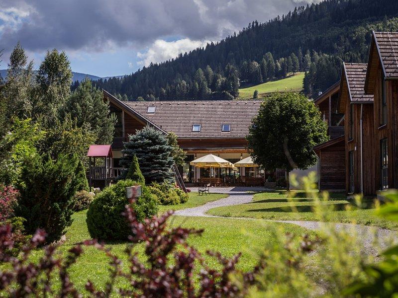 Maisonette superior, aluguéis de temporada em Sankt Lorenzen ob Murau