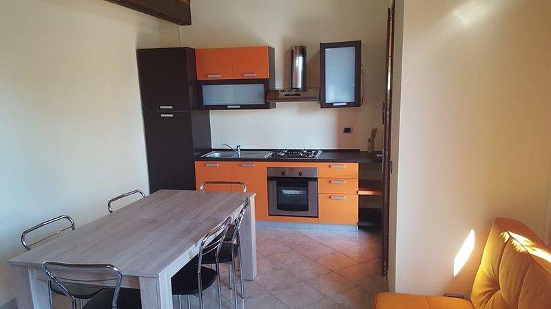 Nice house near the beach & terrace, holiday rental in Porto Tramatzu