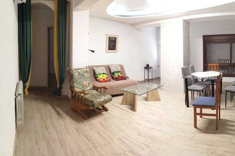Beautiful apartment near the beach, aluguéis de temporada em Vilaplana