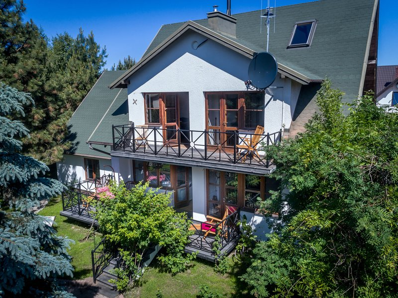 Niezwykły, holiday rental in Puck