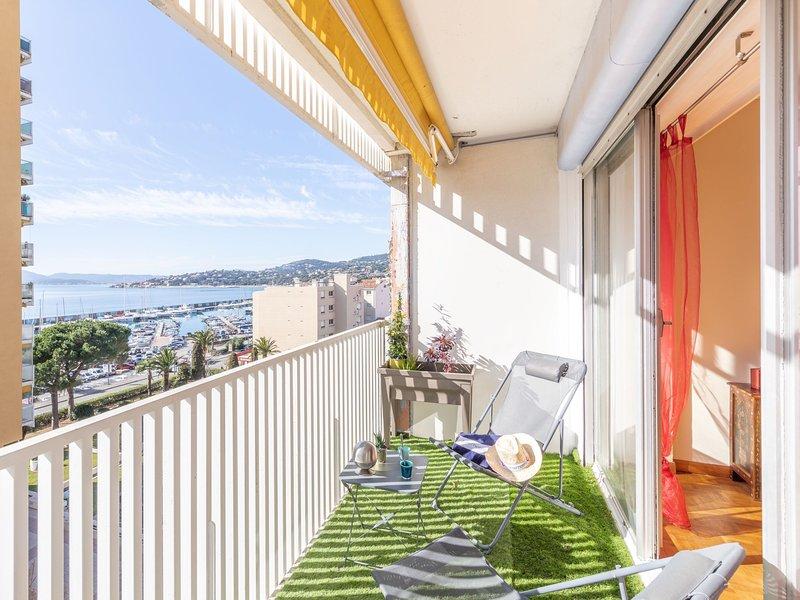 Le Palais de la Mer, holiday rental in Sainte-Maxime
