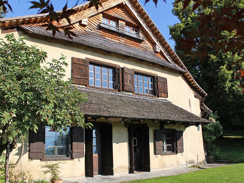 Le Revers, holiday rental in Caux