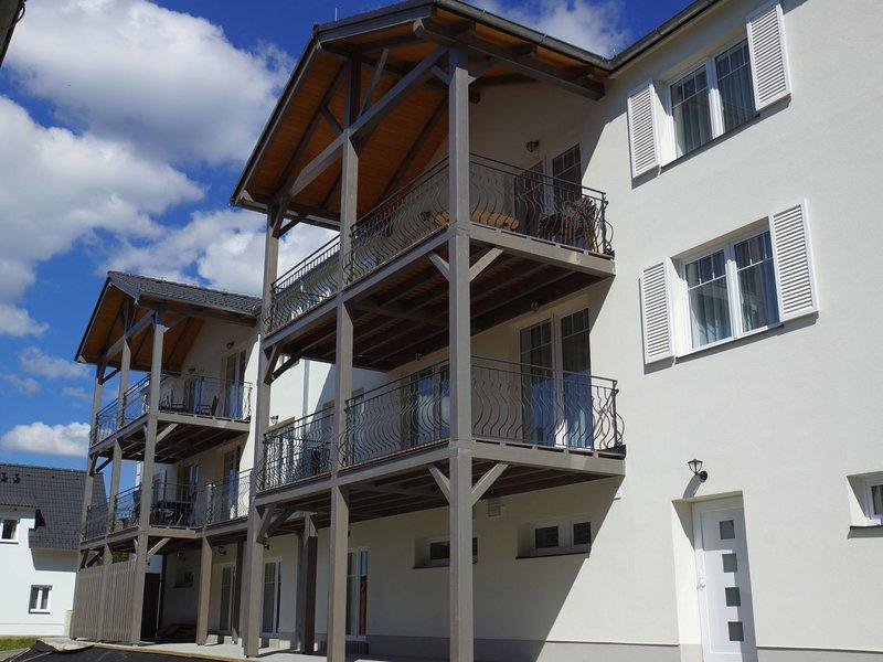 Lakeside Village, holiday rental in Cesky Krumlov