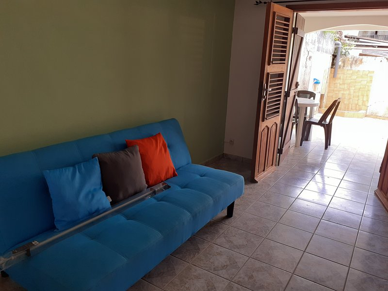Nice apartment with terrace & Wifi, holiday rental in Douville