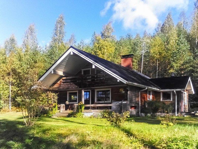 Saarijärvi, holiday rental in Puumala