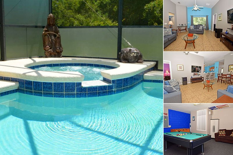 739SJW-Sweet Escape Florida (S), vacation rental in Polk City