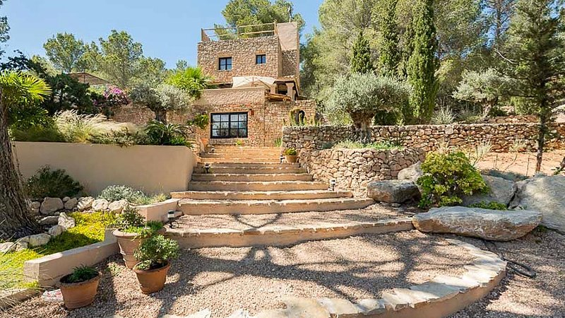 Ses Paisses Villa Sleeps 6 with Pool - 5805521, alquiler vacacional en Sant Agustí des Vedrà