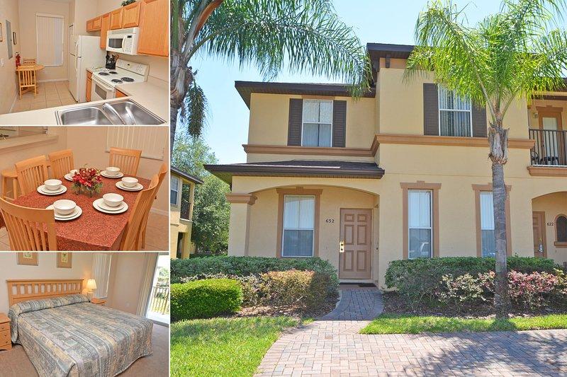 R632LMS-Casa De Flores (B), location de vacances à Polk City