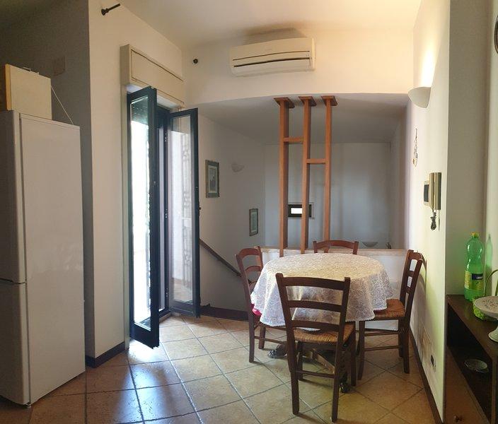 Amazing apartment near the beach, vacation rental in Raffo