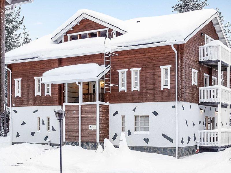 Levi hiihtäjänkuja 5 a 2, holiday rental in Kittilä