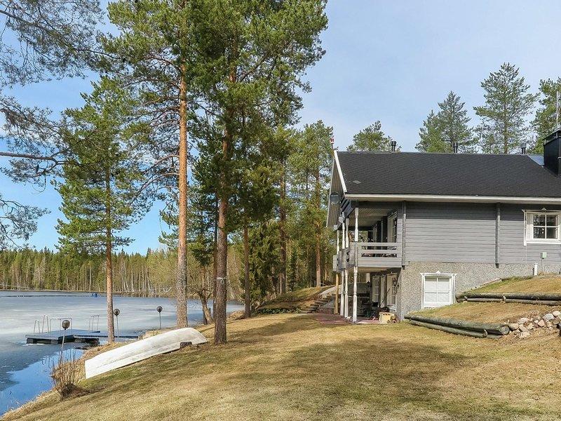 Kreivilä, location de vacances à Overtornea