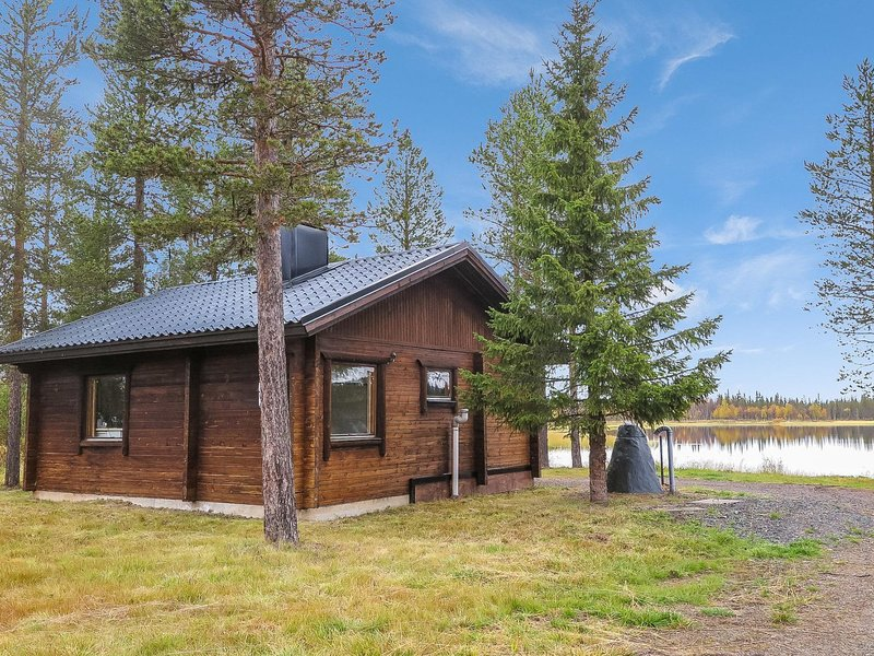 Järvenpää, holiday rental in Akaslompolo