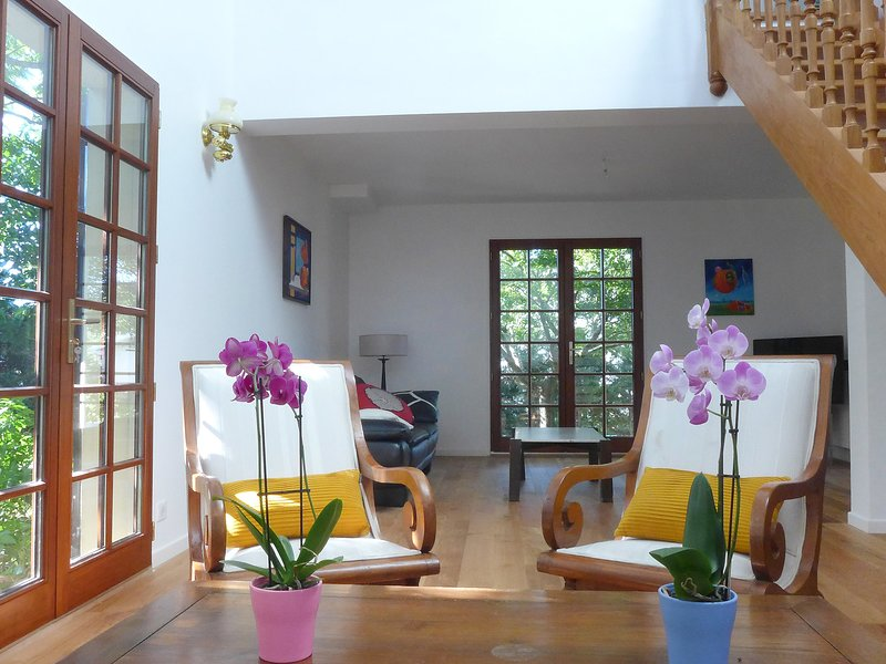 Lac Marion, holiday rental in Biarritz