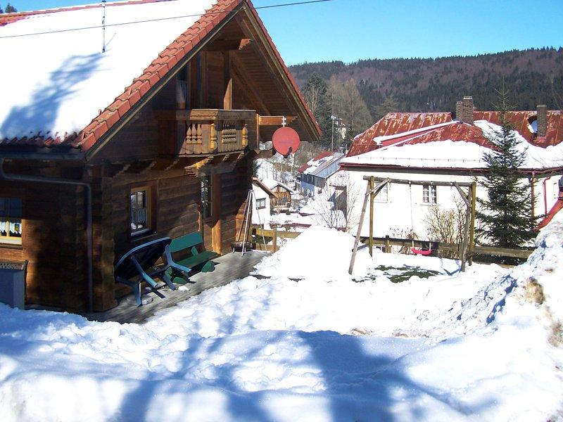 Schachtenbach, holiday rental in Susice