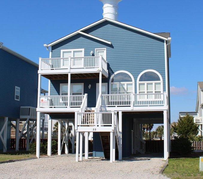 East First Street 055 - Desalvo, holiday rental in Ocean Isle Beach