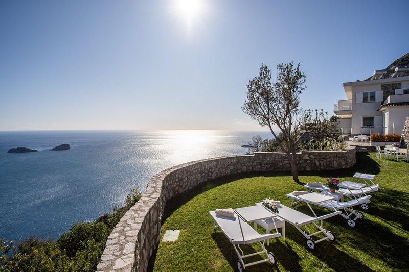 Villa Belvedere delle Sirene, location de vacances à Sant'Agnello
