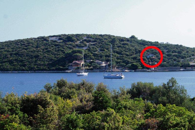 Ugrinici Holiday Home Sleeps 8 - 5468489, holiday rental in Kornat Island