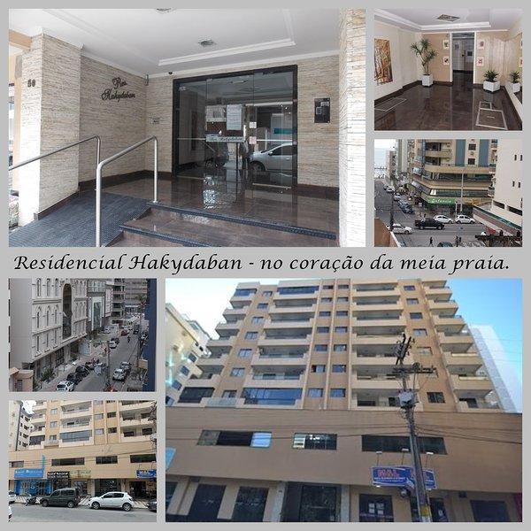 Apartamento no coração da meia praia, vacation rental in Porto Belo