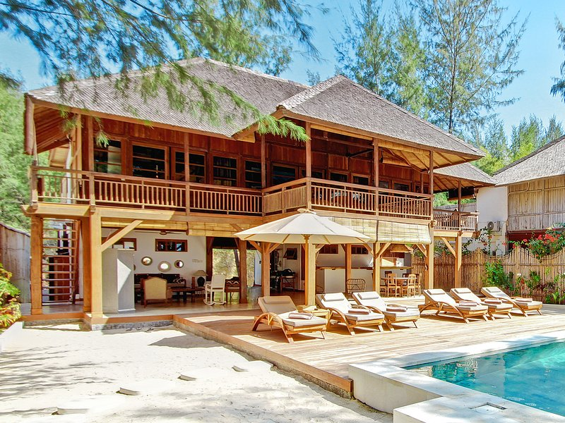 The Gili Beach Resort, holiday rental in Lombok