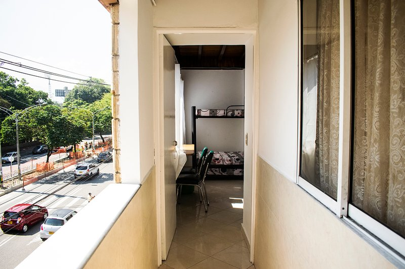 Apartment near the stadium with a city view, alquiler vacacional en San Pedro de los Milagros