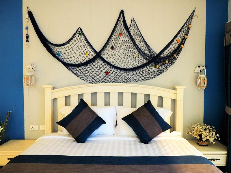 Ancora Blu Bed & Breakfast, vacation rental in Railay Beach