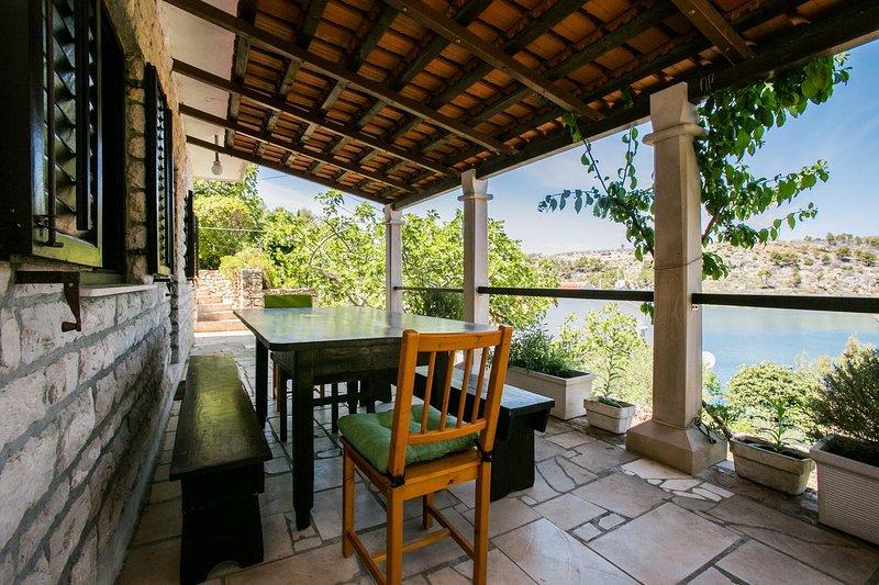 Bobovisce Apartment Sleeps 4 - 5470969, holiday rental in Lozisce