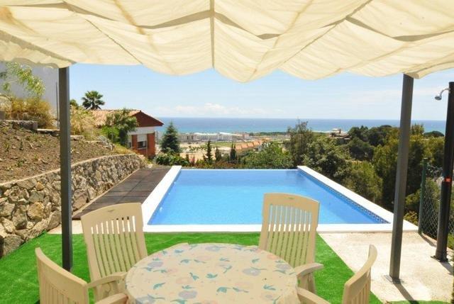 Sant Genis de Palafolls Villa Sleeps 6 with Pool and Air Con - 5574107, holiday rental in Santa Susanna
