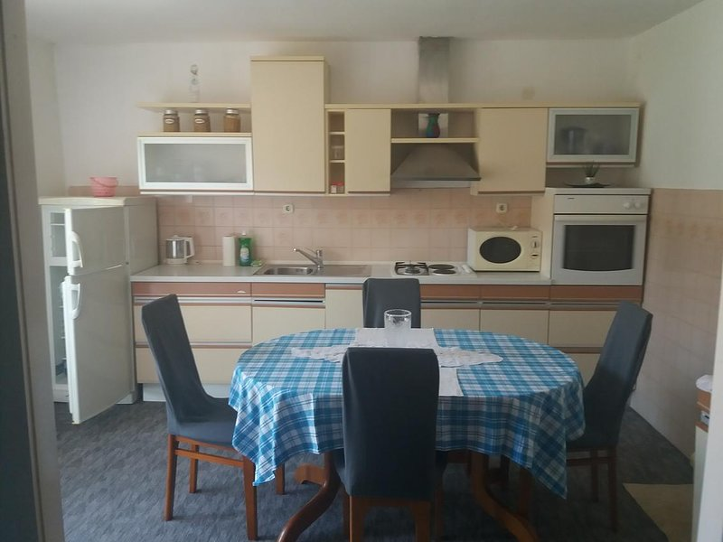 Jelsa Apartment Sleeps 4 with Air Con - 5470745, casa vacanza a Pitve